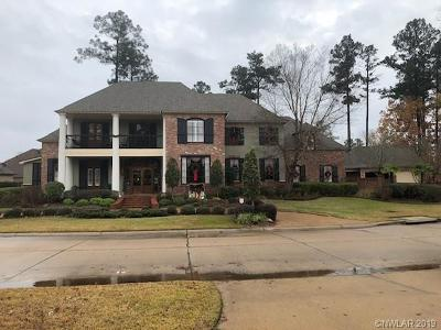 Shreveport Single Family Home For Sale: 10584 Longfellow