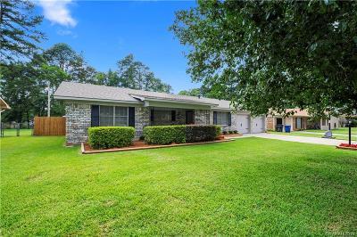Shreveport Single Family Home For Sale: 9384 Delores Drive