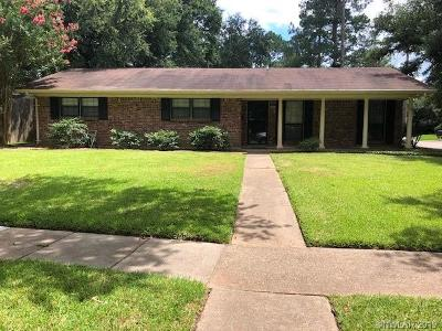 Sheveport, Shre Veport, Shreveport, Shreveport/blanchard, Shrevport, Shrveport, Srheveport Single Family Home For Sale: 501 Oriole Lane