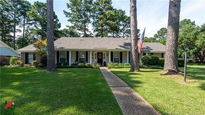 Shreveport Single Family Home For Sale: 9980 Trailridge Drive
