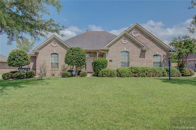 Bossier City Single Family Home For Sale: 1720 Castlewood Drive