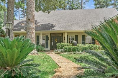 Ellerbe Road Estates Single Family Home For Sale: 10075 Winding Ridge Drive