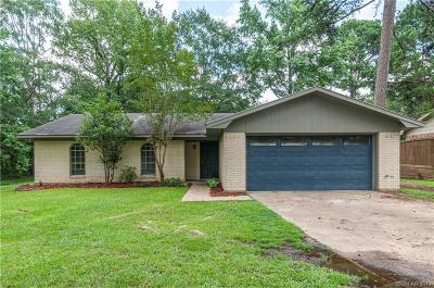 Haughton Single Family Home For Sale: 1371 Wafer Road