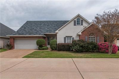 Shreveport Single Family Home For Sale: 176 Kings Crossing