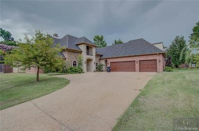 Benton Single Family Home For Sale: 5038 Sweetwater Drive