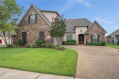 Bossier City Single Family Home For Sale: 204 Gloucester Drive