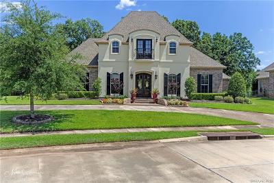 Bossier City Single Family Home For Sale: 408 Imperial Circle