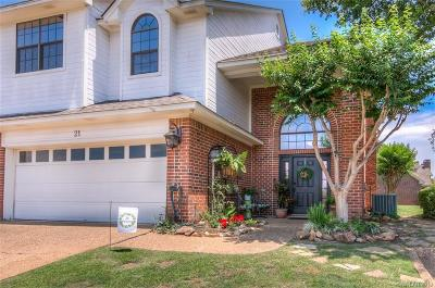 Bossier City Condo/Townhouse For Sale: 21 Meadow Creek Drive