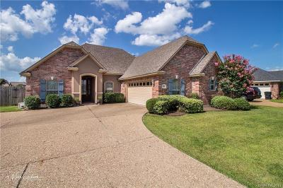 Bossier City Single Family Home For Sale: 416 Carnaby Court