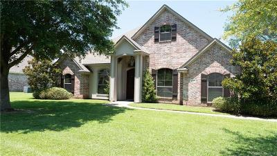 Bossier City Single Family Home For Sale: 507 Secret Cove