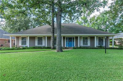 Shreveport Single Family Home For Sale: 10016 Brittany Drive