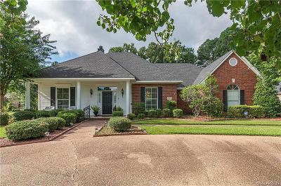 Shreveport LA Single Family Home For Sale: $374,900