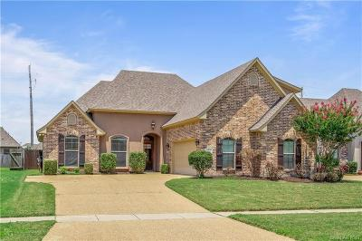 Bossier City LA Single Family Home For Sale: $279,900