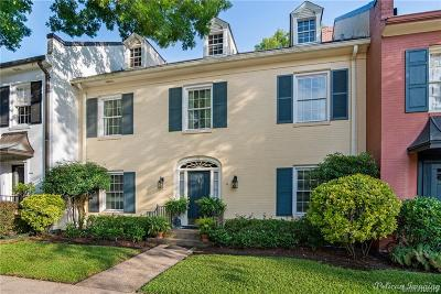 Shreveport Condo/Townhouse For Sale: 13 Dudley Square