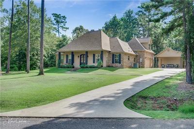 Benton Single Family Home For Sale: 112 Oak Leaf Trail