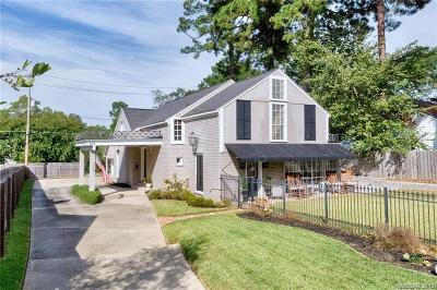 Shreveport Single Family Home For Sale: 764 Delaware Street