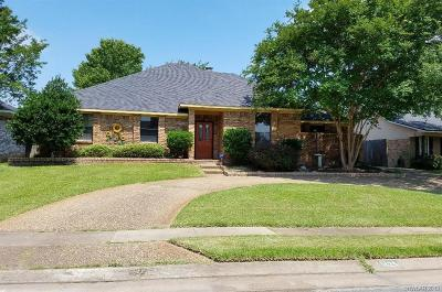 Bossier City Single Family Home For Sale: 425 Maple Ridge Drive