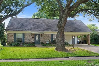 Shreveport LA Single Family Home For Sale: $318,000