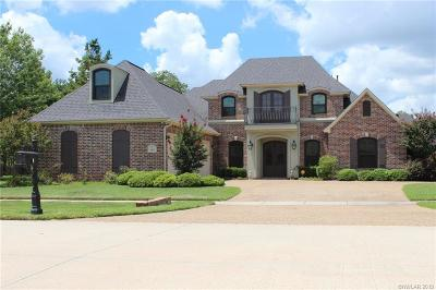 Bossier City Single Family Home For Sale: 203 Welham Trace
