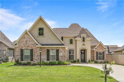 Haughton Single Family Home For Sale: 918 Antler Drive