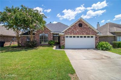 Bossier City Single Family Home For Sale: 5310 Lucerne