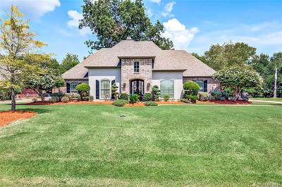 Bossier City Single Family Home For Sale: 1045 Fawn Holw