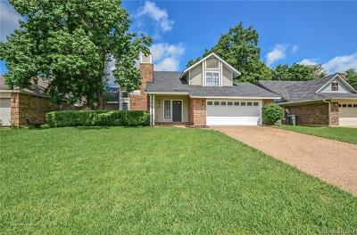 Bossier City Single Family Home For Sale: 407 Madison Street