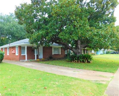 Shreveport Single Family Home For Sale: 368 Leland Avenue