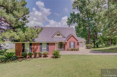 Shreveport Single Family Home For Sale: 3721 Lakeside Drive