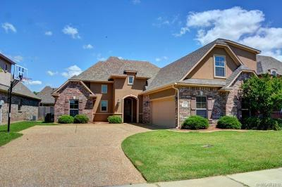 Bossier City LA Single Family Home For Sale: $279,500
