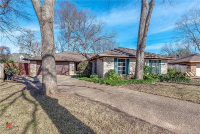 Town South Estates Single Family Home For Sale: 526 S Dresden Court