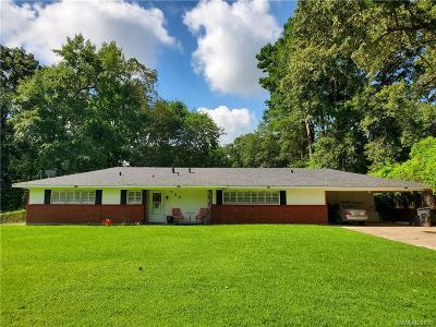 Shreveport Single Family Home For Sale: 755 Wesley Avenue