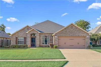 Bossier City Single Family Home For Sale: 320 Avondale Lane