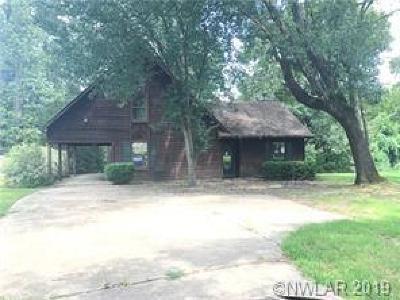 Shreveport Single Family Home For Sale: 6946 Soda Point Drive
