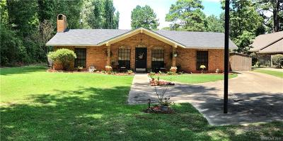 Shreveport Single Family Home For Sale: 3502 Colquitt Road
