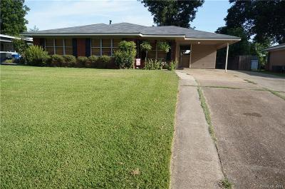 Sheveport, Shre Veport, Shreveport, Shreveport/blanchard, Shrevport, Shrveport, Srheveport Single Family Home For Sale: 167 Carroll