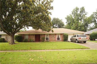 Sheveport, Shre Veport, Shreveport, Shreveport/blanchard, Shrevport, Shrveport, Srheveport Single Family Home For Sale: 113 Chelsea Drive