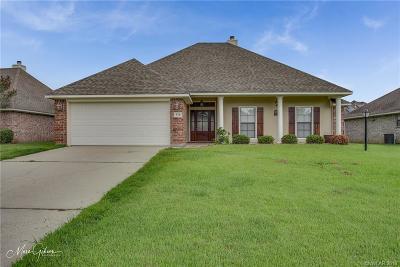 Haughton Single Family Home For Sale: 518 Brunswick