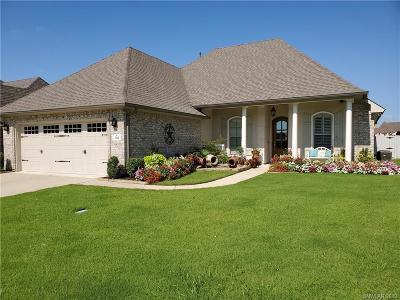 Benton Single Family Home For Sale: 303 Cameron Circle