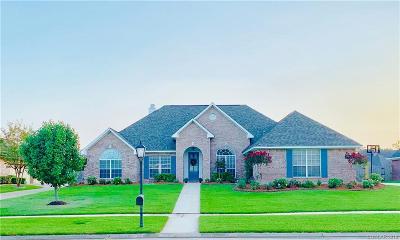 Bossier City Single Family Home For Sale: 2447 Churchill Drive