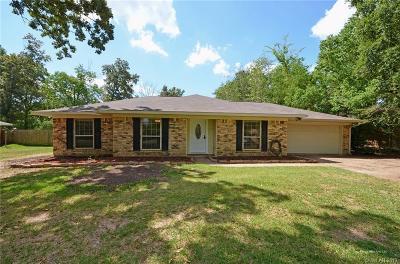 Benton Single Family Home For Sale: 113 Park Boulevard