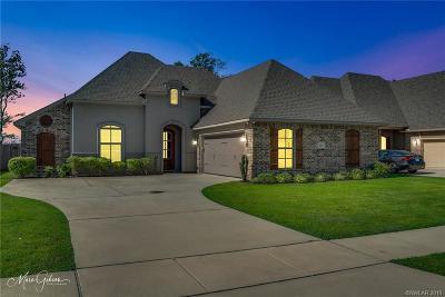Benton Single Family Home For Sale: 137 Jamestowne Boulevard