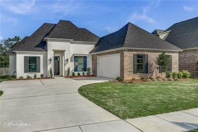 Benton Single Family Home For Sale: 209 Morgan Court