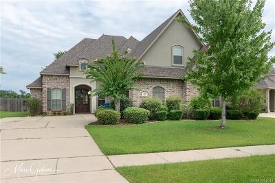 Benton Single Family Home For Sale: 234 Danielle Drive