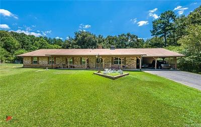 Shreveport Single Family Home For Sale: 4281 Glenn Road