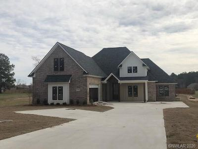 Benton Single Family Home For Sale: 1812 Linton Road