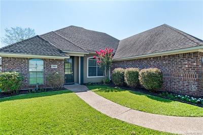 Benton Single Family Home For Sale: 3909 Lebrooke Lane
