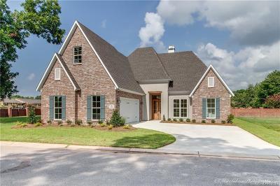 Shreveport Single Family Home For Sale: 8828 Beau Chene Drive