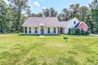 Haughton Single Family Home For Sale: 146 Bent Tree Loop