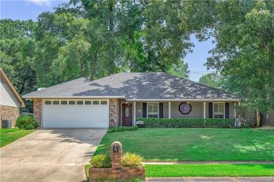 New Castle Single Family Home For Sale: 9291 Lytham Drive